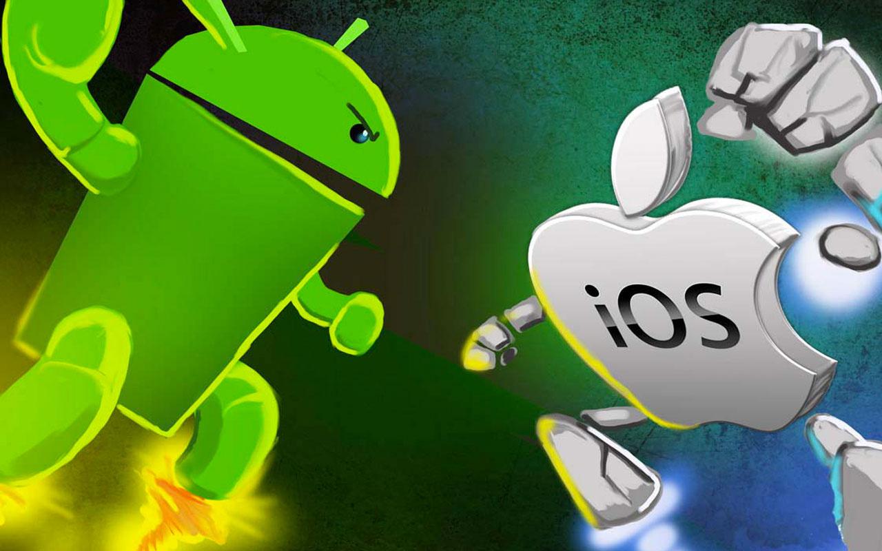 Android telefonlar güvenlikte İphone'den bir adım öne mi geçti?