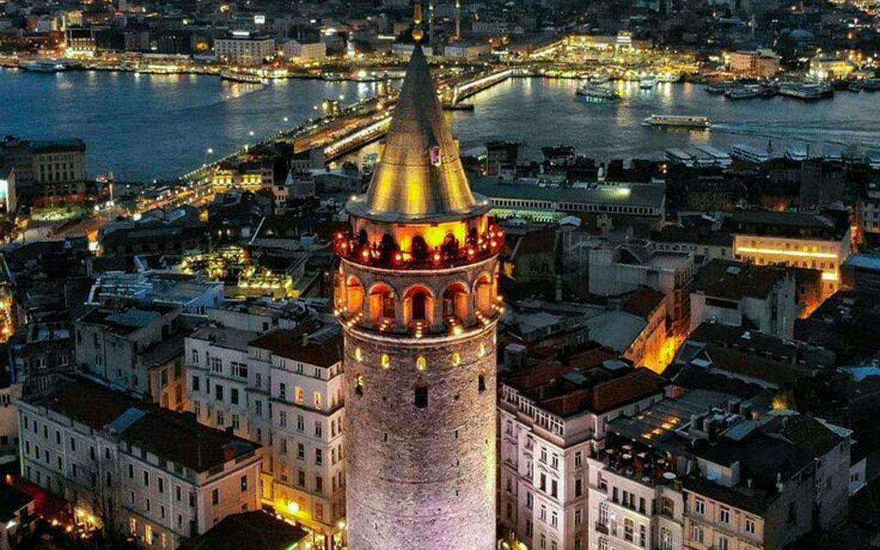Bakan Ersoy açıkladı Galata Kulesi'nin işletmesi İBB'den alınacak