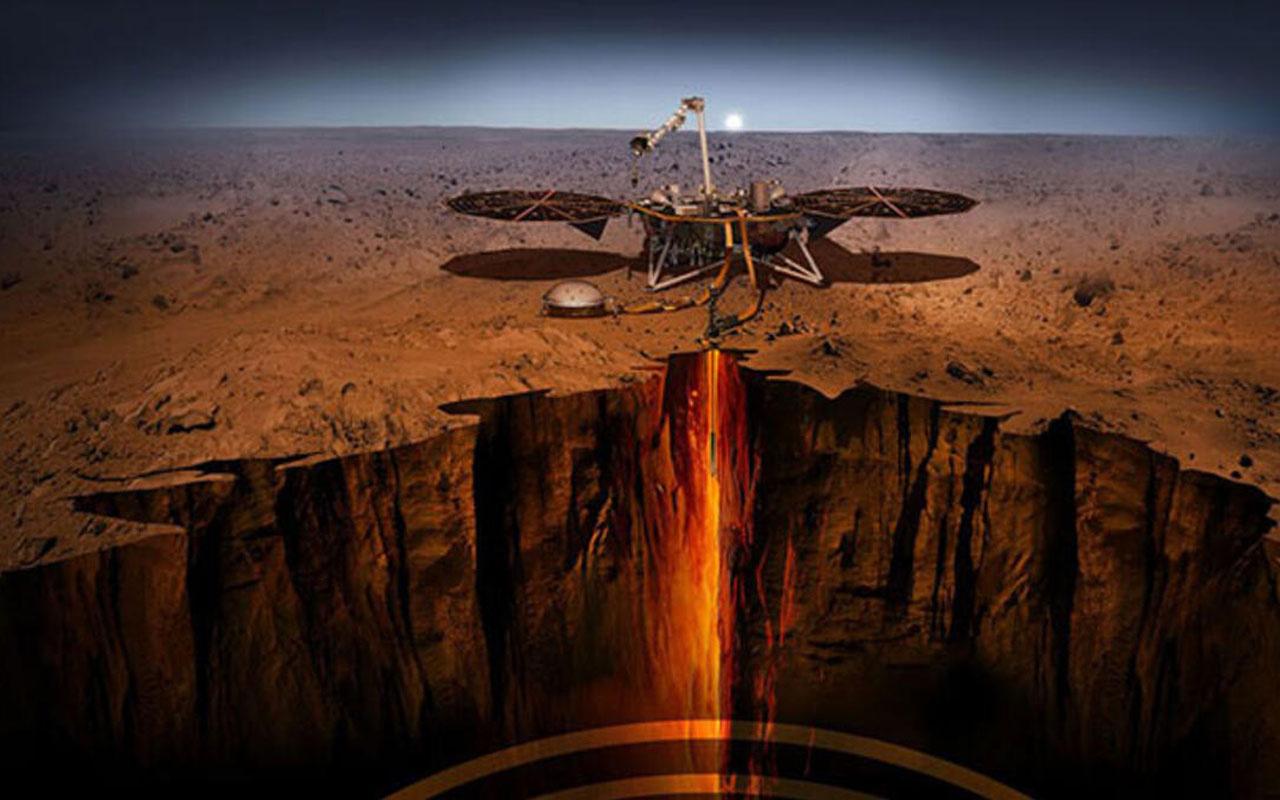 Mars'ta yaşam umudu deprem olduğu kanıtlandı