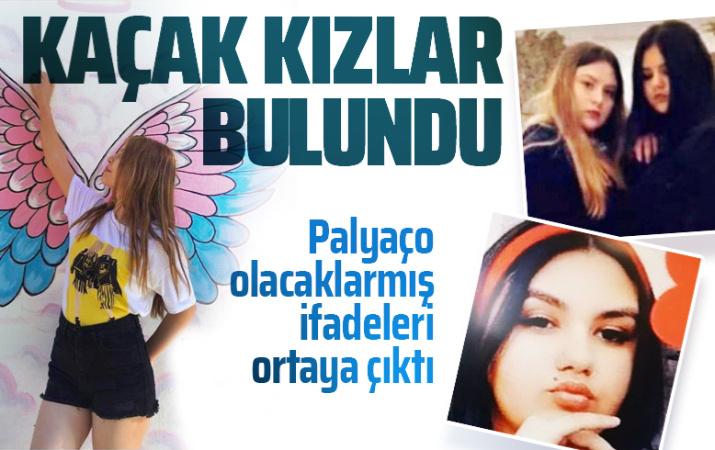 Müge Anlı ile Tatlı Sert'te kayıp üç kız bakın nerede bulundu! Palyaço olacaklarmış