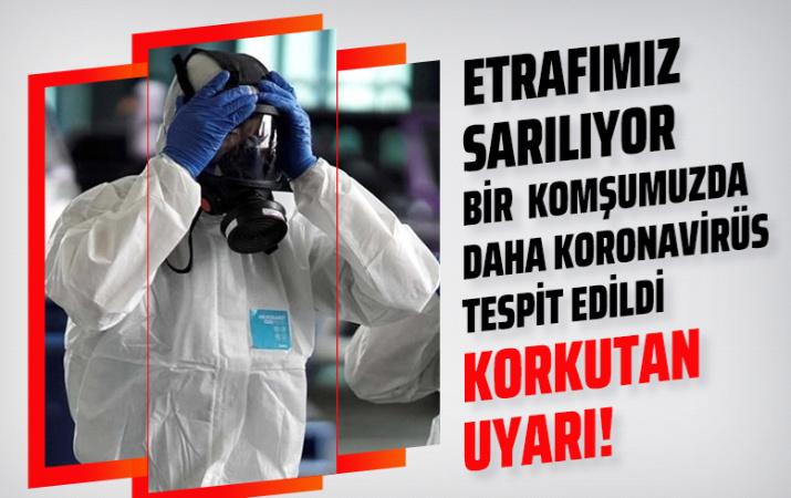 Koronavirüs Yunanistan'a sıçradı AB'den korkutan açıklama geldi