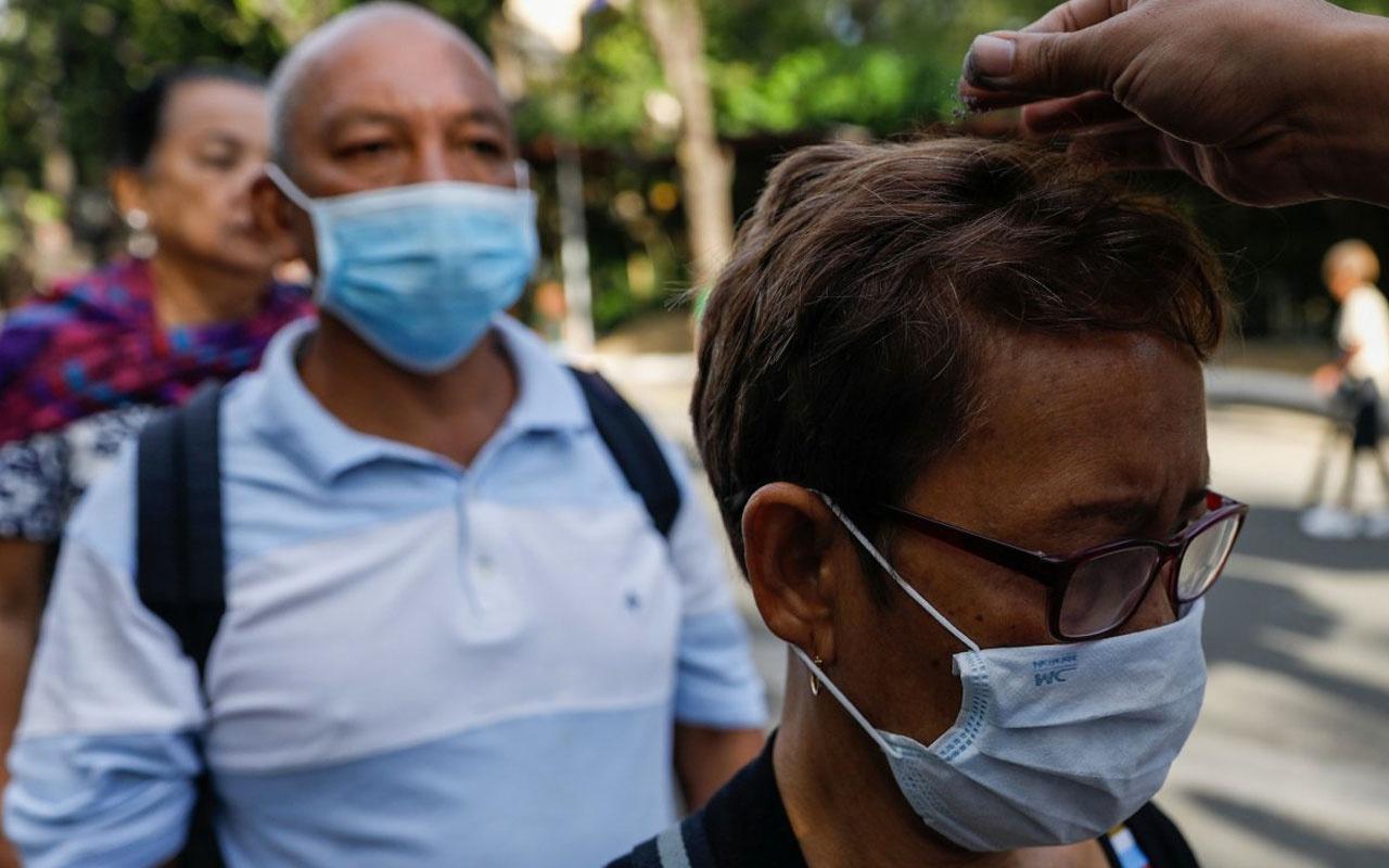 Çin'den İran'a koronavirüs tespiti için 5 bin kit gönderildi