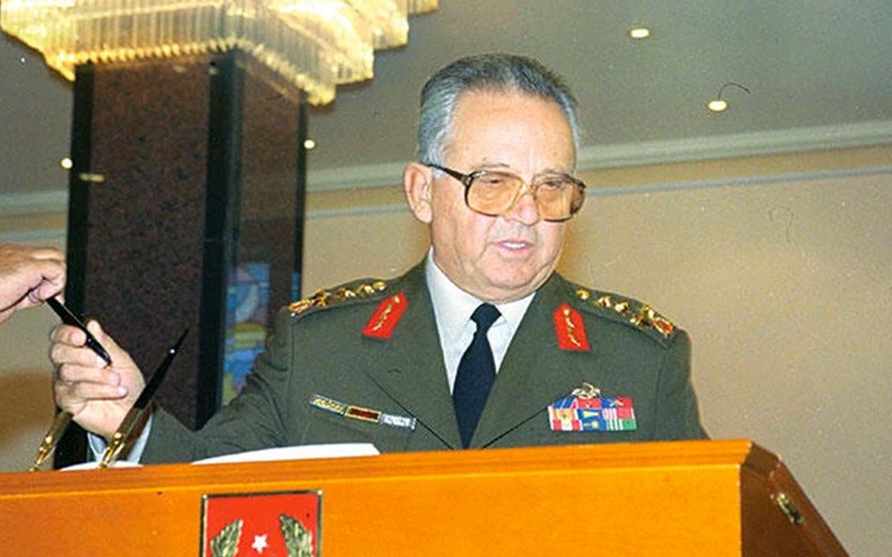 28 Şubat'ta tankları yürüten Orgeneral Hikmet Köksal öldü