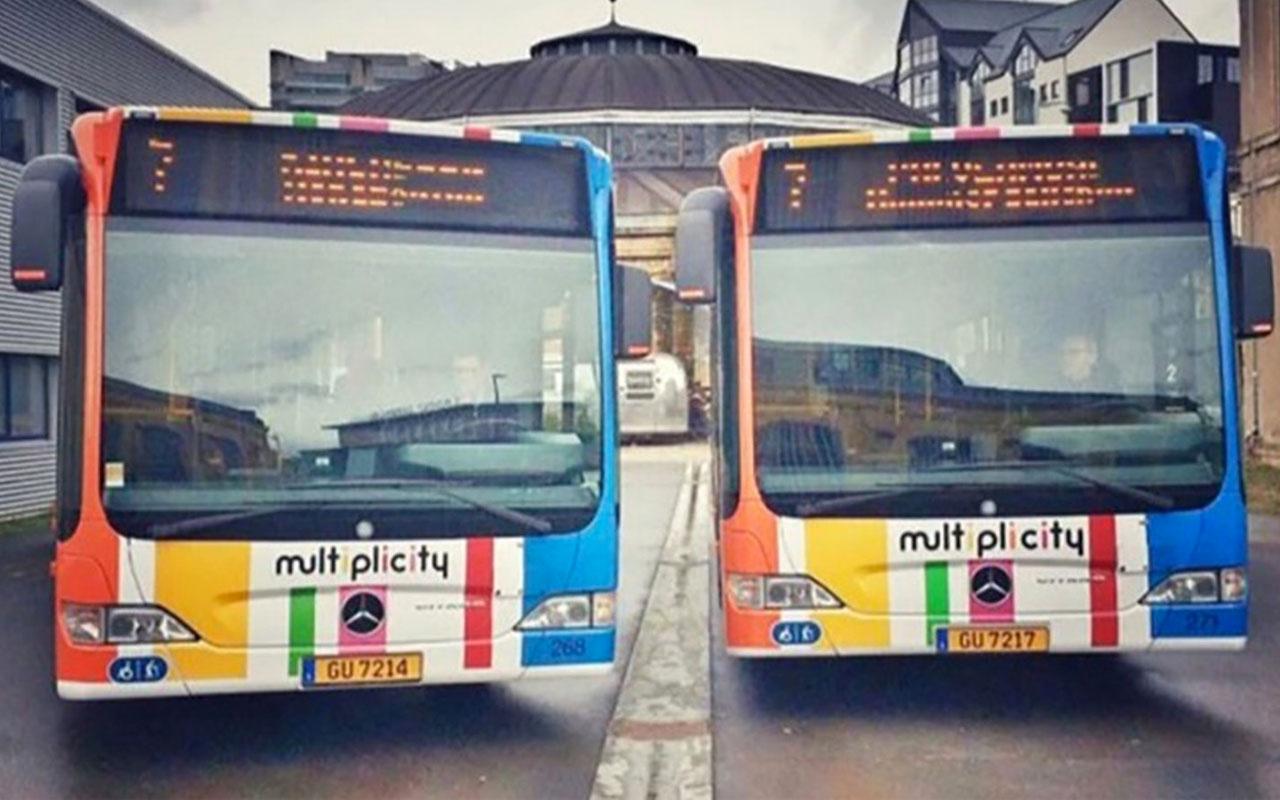Lüksemburg ülkede toplu taşıma resmen ücretsiz oluyor!