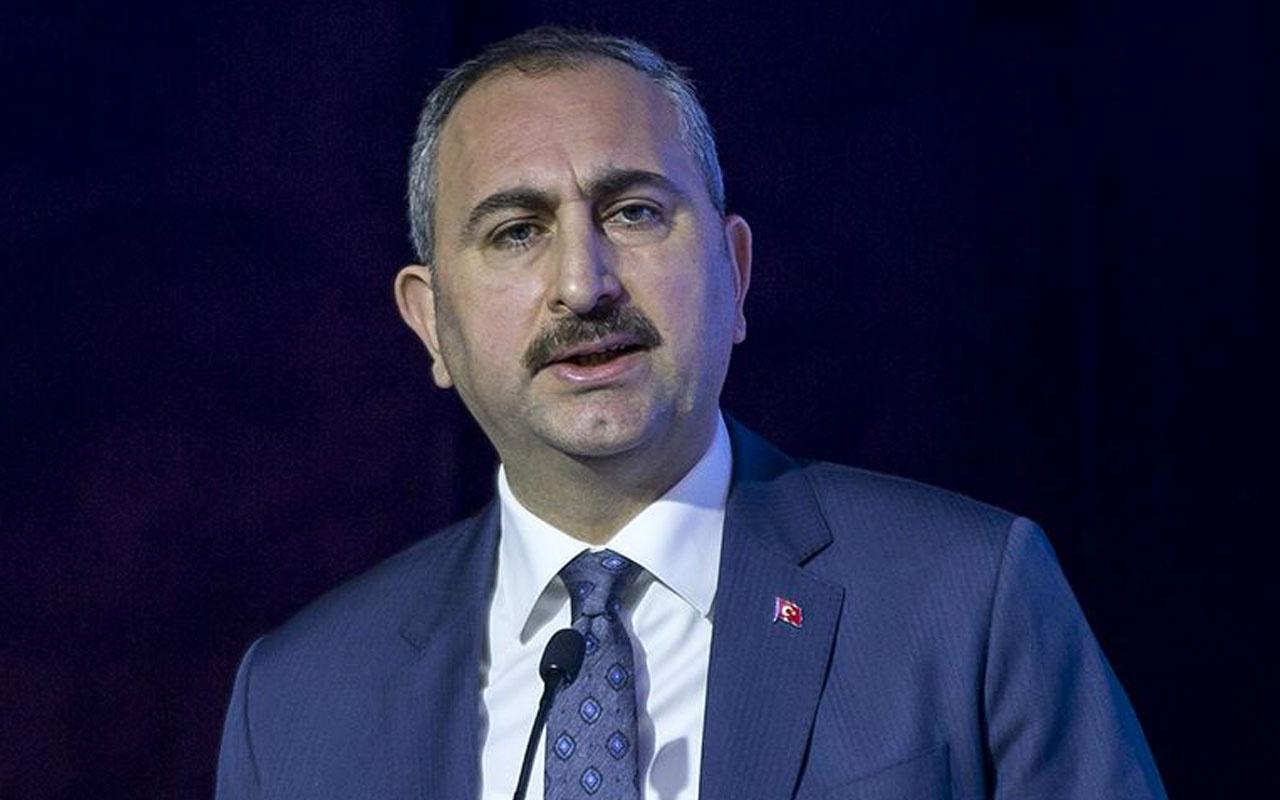 Adalet Bakanı Abdülhamit Gül'den yargıya hakaret eden Kılıçdaroğlu'na tepki!