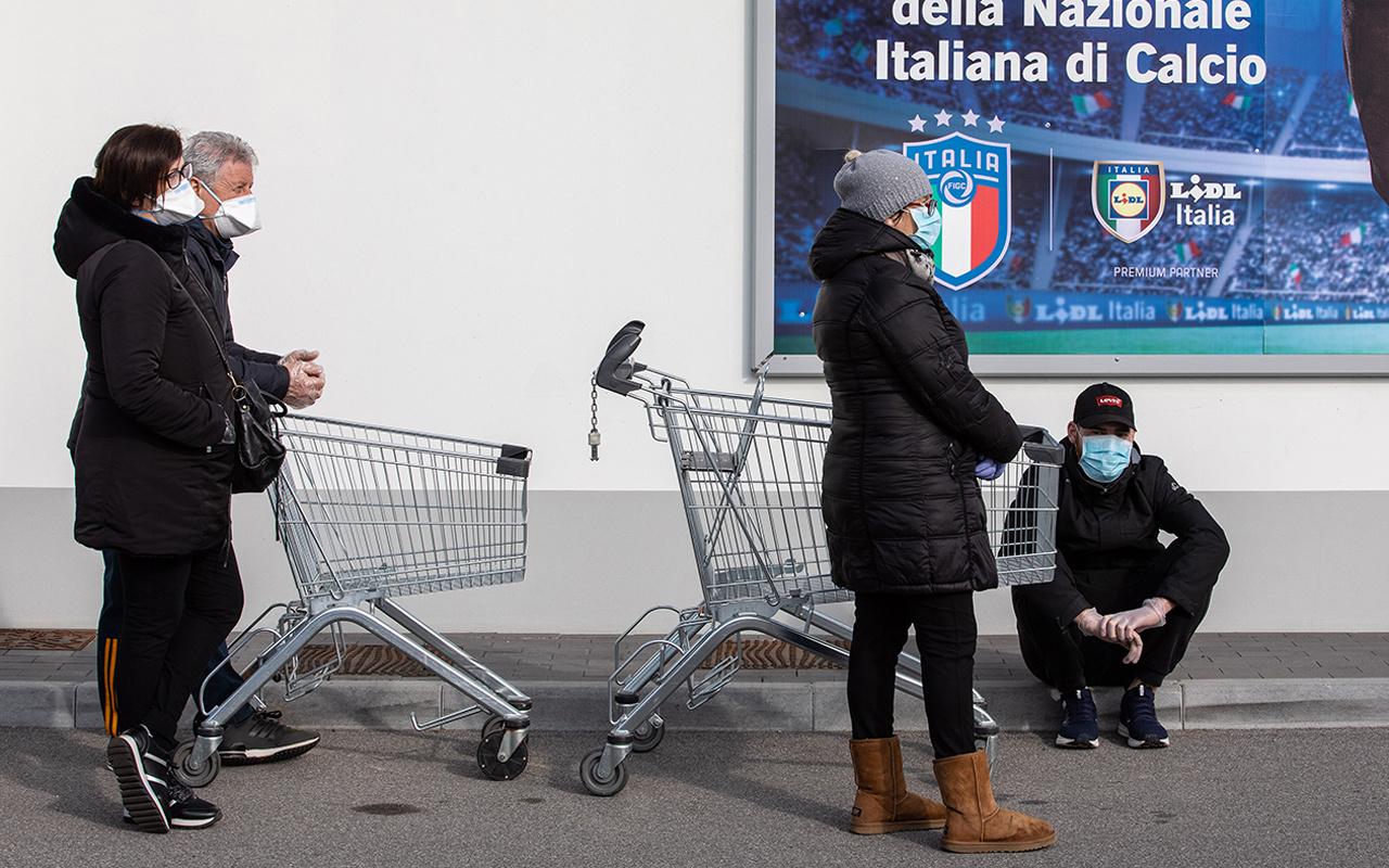 Coronavirüs Avrupa'da bir ülkeye daha sıçradı İtalya'da ölü sayısı 11'e çıktı