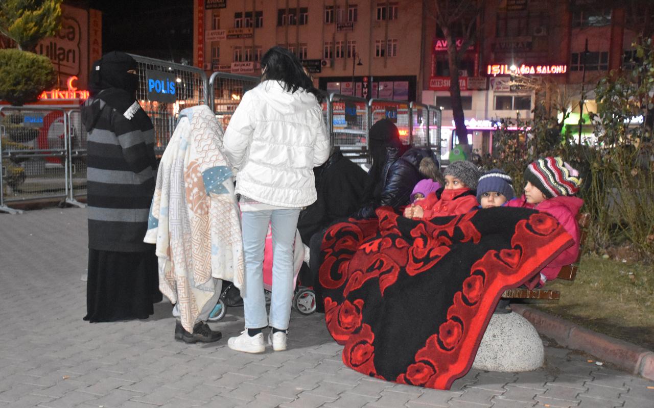 Malatya'da 4,9 büyüklüğünde deprem çevre il ve ilçelerde hissedildi