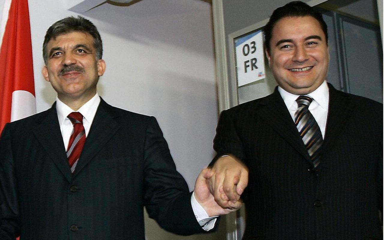 Çarpıcı anket AK Partililer Abdullah Gül ve Ali Babacan'a oy verecek mi?
