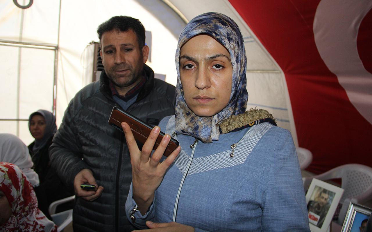 Cumhurbaşkanı Erdoğan'dan Diyarbakır HDP binası önündeki ailelere teşekkür telefonu