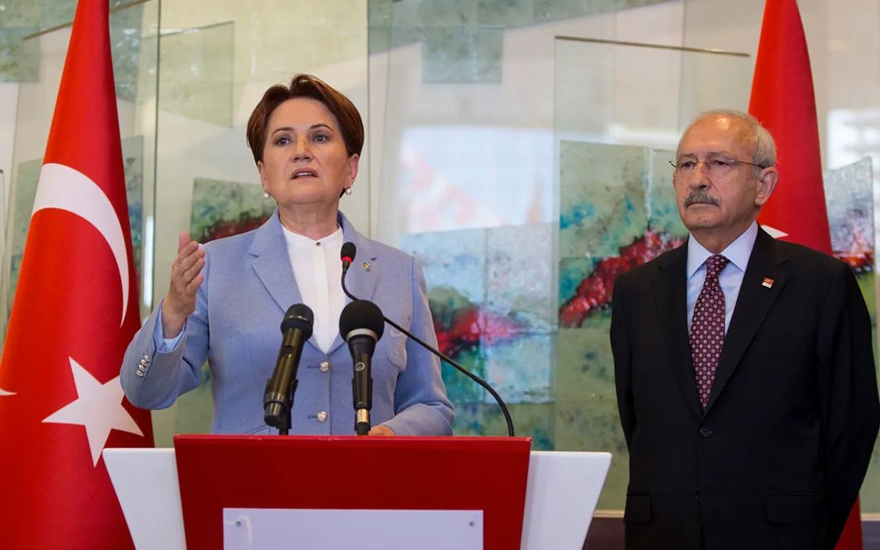 Millet İttifakı çatırdıyor! İyi Parti'den CHP'ye HDP resti: Onlar varsa biz yokuz