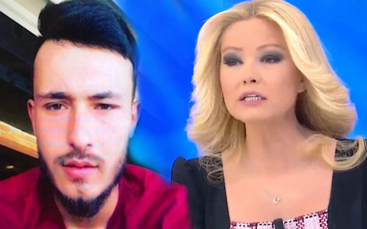 ATV Müge Anlı ile Tatlı Sert'te kayıp Özcan Eren olayında şoke eden ayrıntı
