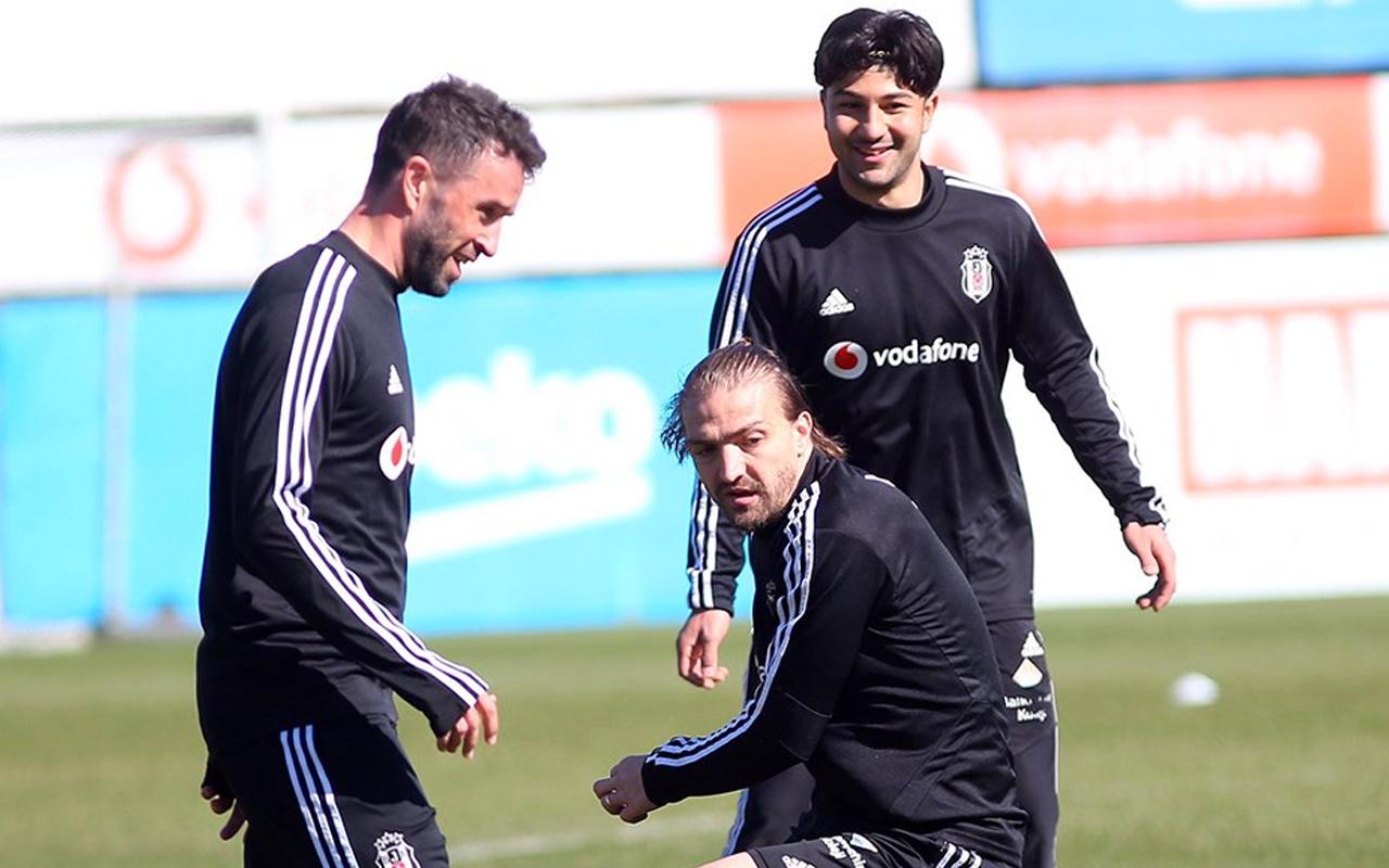İşte Beşiktaş'ın Alanyaspor maçı kadrosu