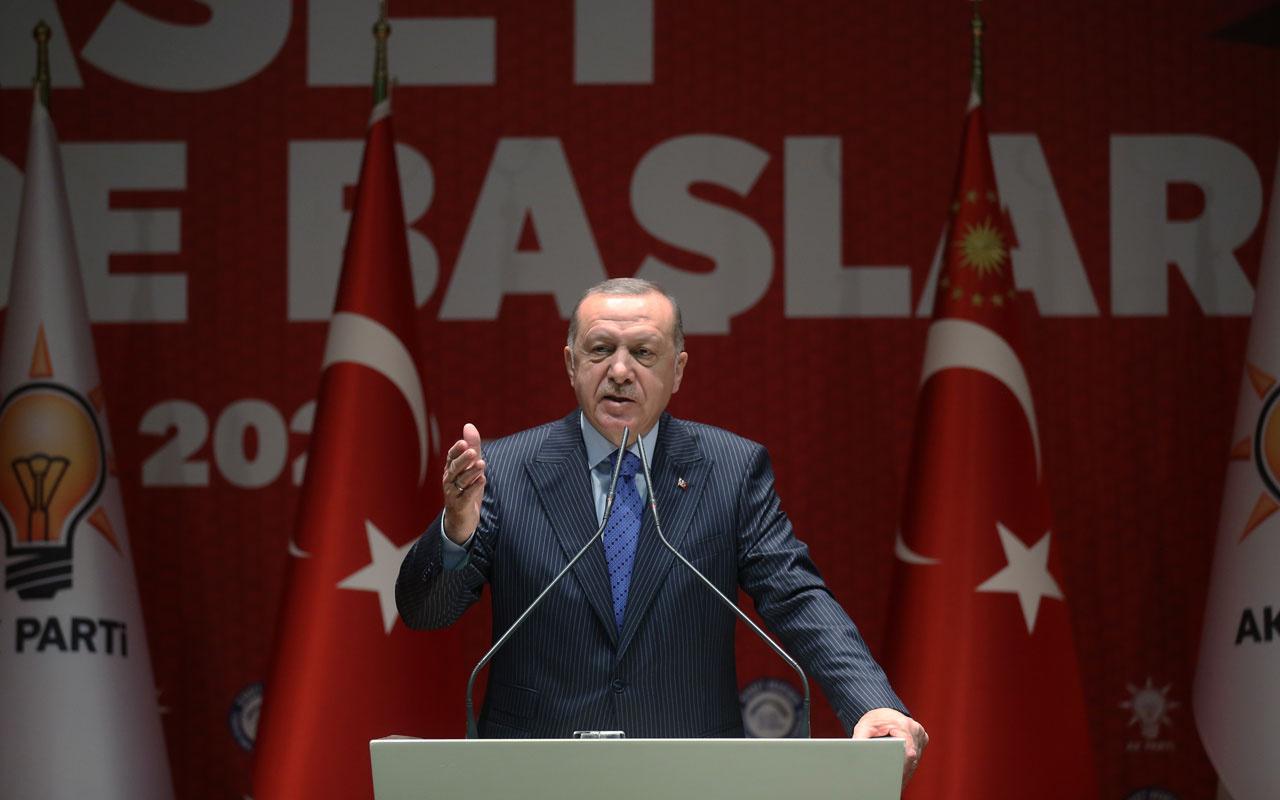 """Cumhurbaşkanı Erdoğan: """"İdlib'de 3 şehidimiz var. """""""