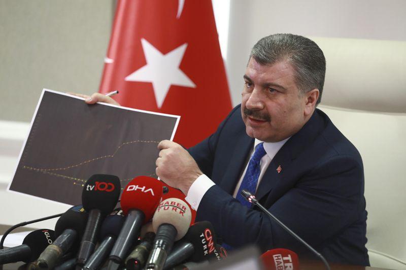 Koronavirüs Türkiye'yi kuşattı! Sağlık Bakanı açıkladı 3 kişi hastaneye kaldırıldı