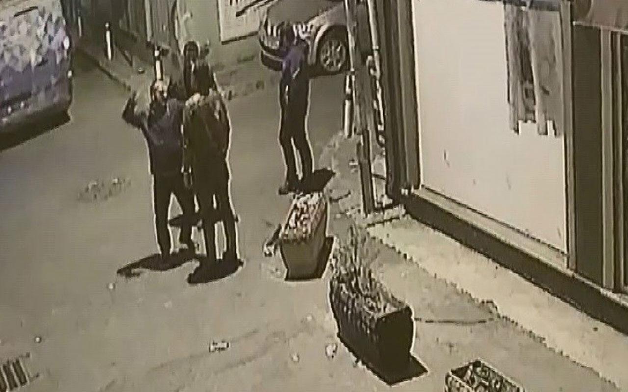 İzmir'de patron işçisini döverek öldürdü korkunç görüntüler