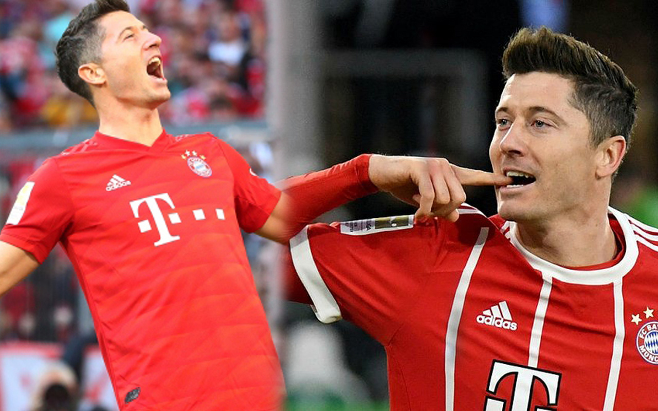 Lewandowski'den Bayern'e kötü haber! Rövanş maçında yok