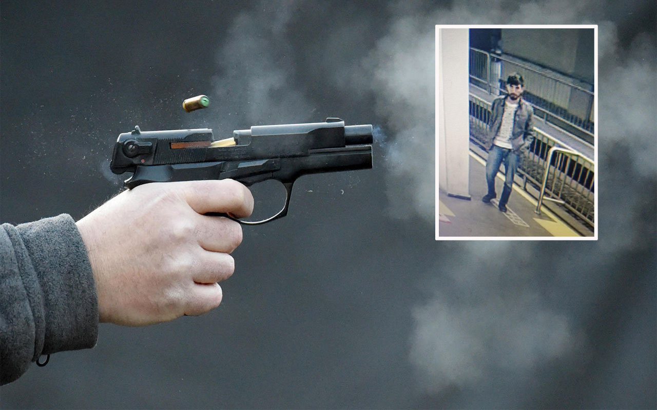 İstanbul'da bir polis belinden silahını alan kişi tarafından ayağından vuruldu