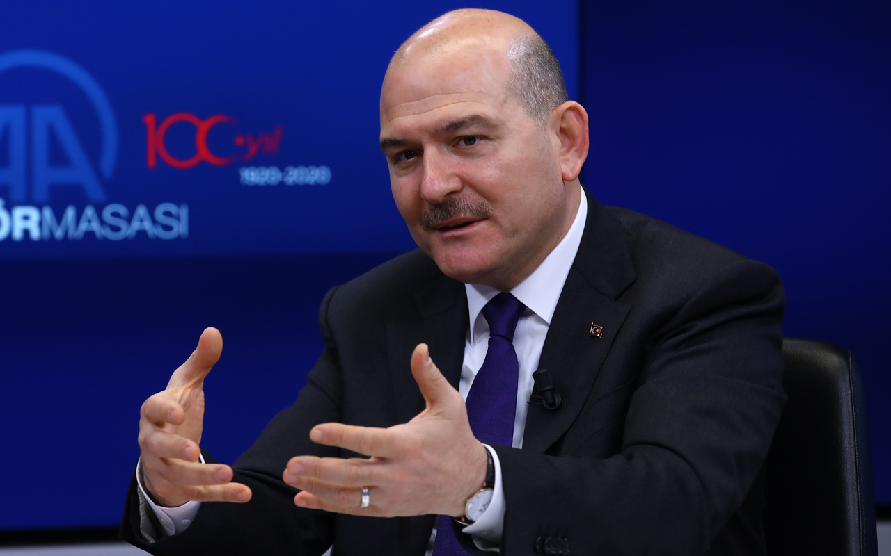 Süleyman Soylu: TBMM kara lekeyi sildi