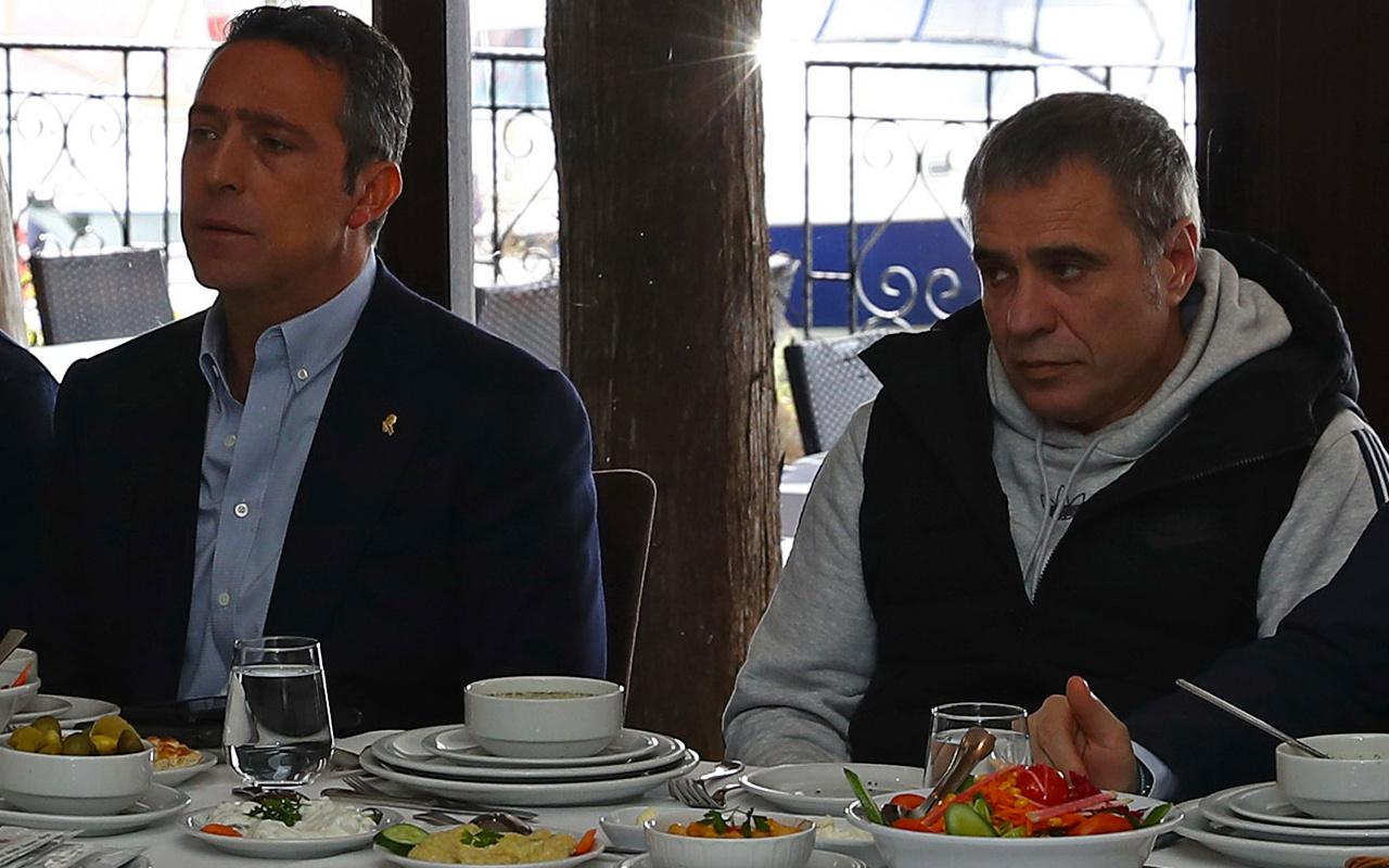 Ersun Yanal'dan Ali Koç'a sitem: Verilen sözler tutulmadı