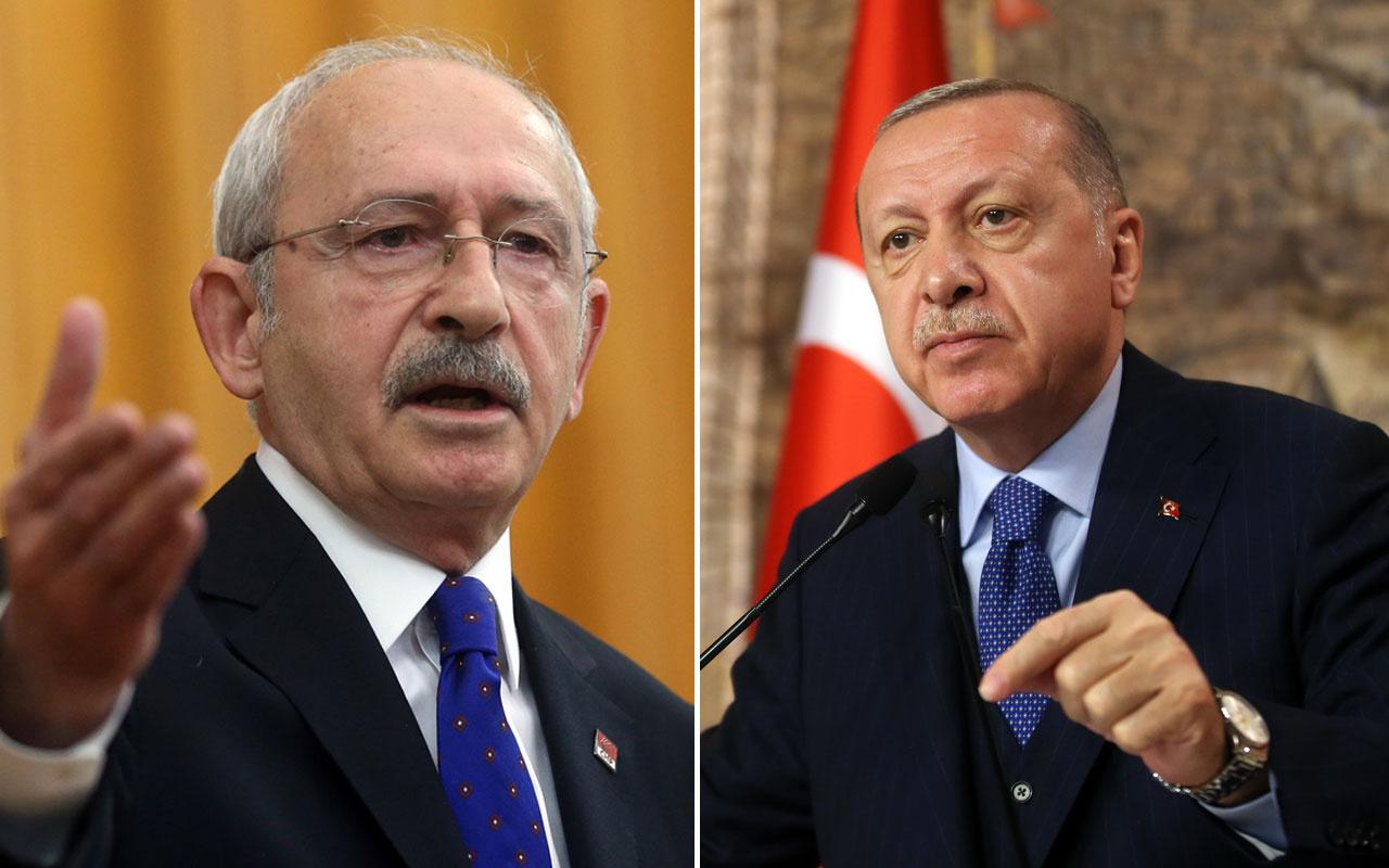 Cumhurbaşkanı Erdoğan'dan kendisini aramayan Kılıçdaroğlu'na tepki