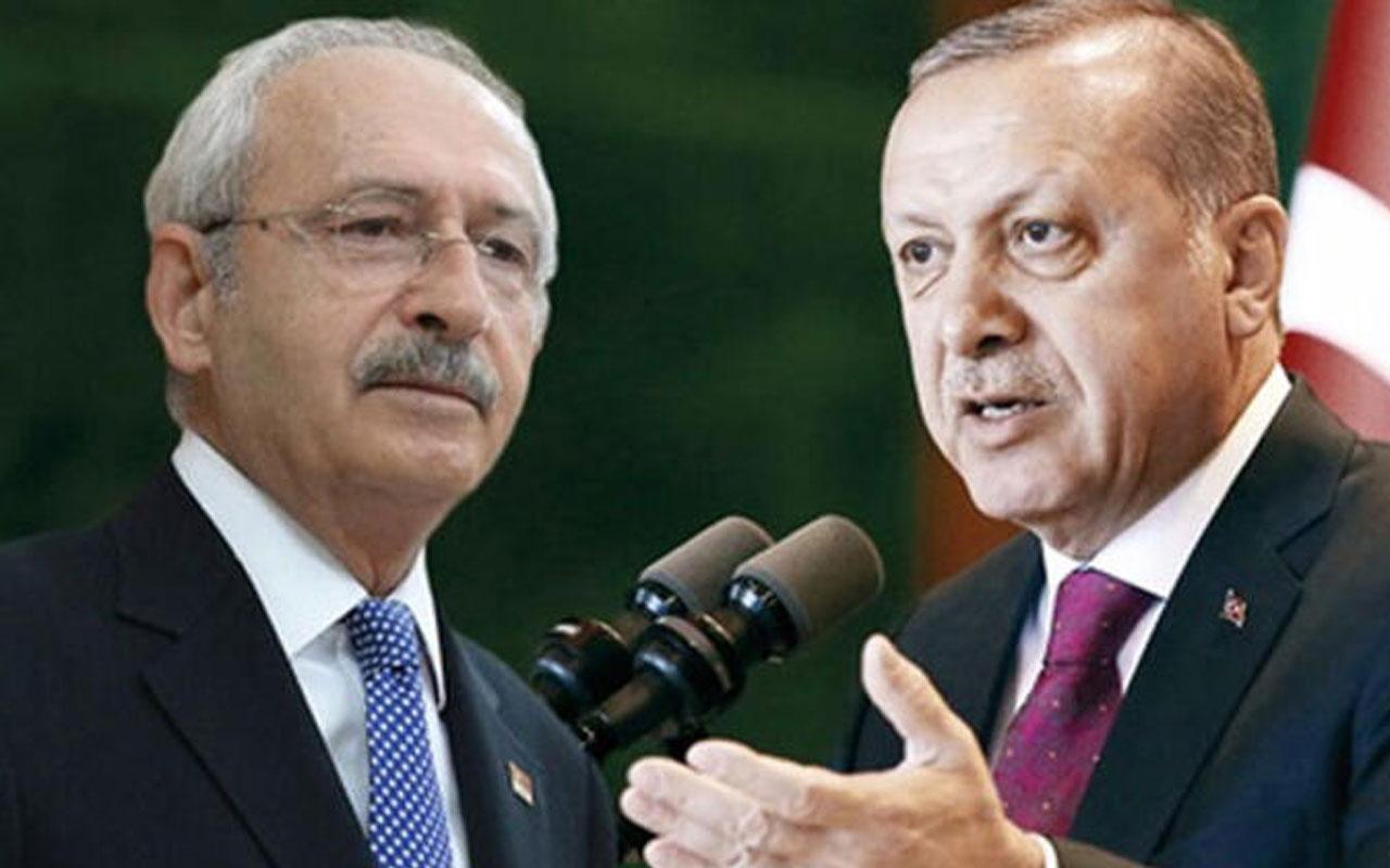 Kemal Kılıçdaroğlu'ndan Erdoğan'a tepki bu neyin kahkahası