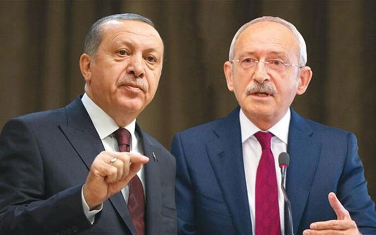 Cumhurbaşkanı Erdoğan'dan kendisini aramayan Kemal Kılıçdaroğlu'na tepki
