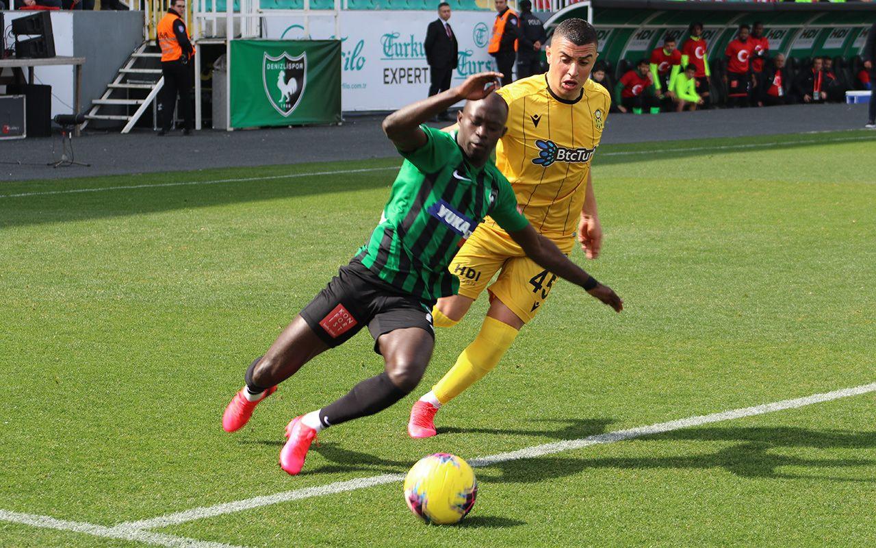 Denizlispor Yeni Malatyaspor maçı golleri ve geniş özeti