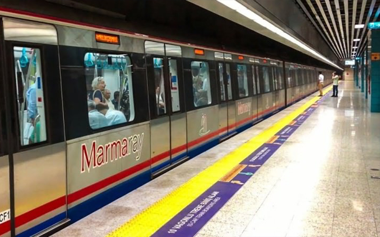 Marmaray'da yeni düzenleme! Ulaştırma ve Altyapı Bakanı açıkladı