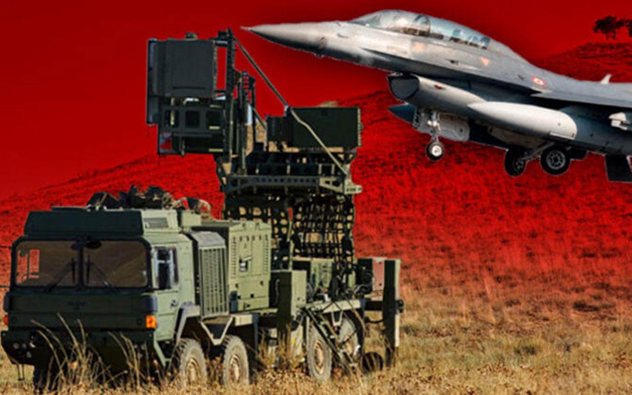 İdlib'ten haber var Koral, Esed'i 'kör etti' F-16'lar vurdu