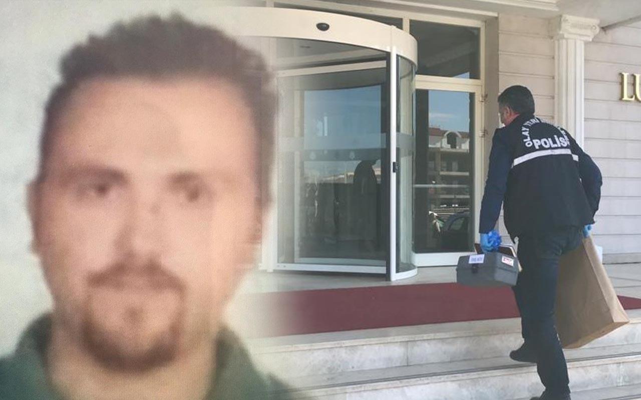İzmit'te kalmak için geldiği otel odasının kapısına kendisini asarak intihar etti