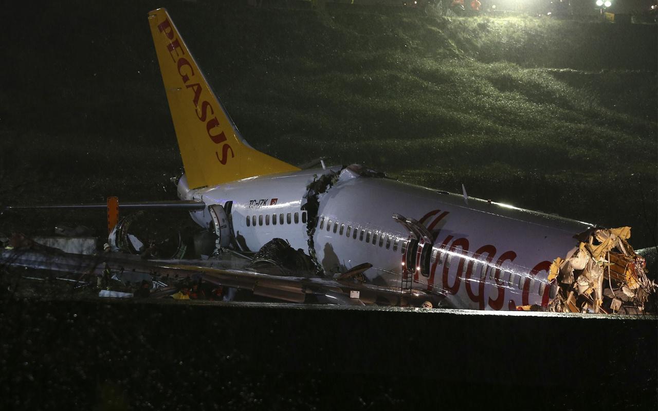 İstanbul Sabiha Gökçen'deki uçak kazasına ilişkin kaptan pilotun tutukluluğuna itiraz edildi