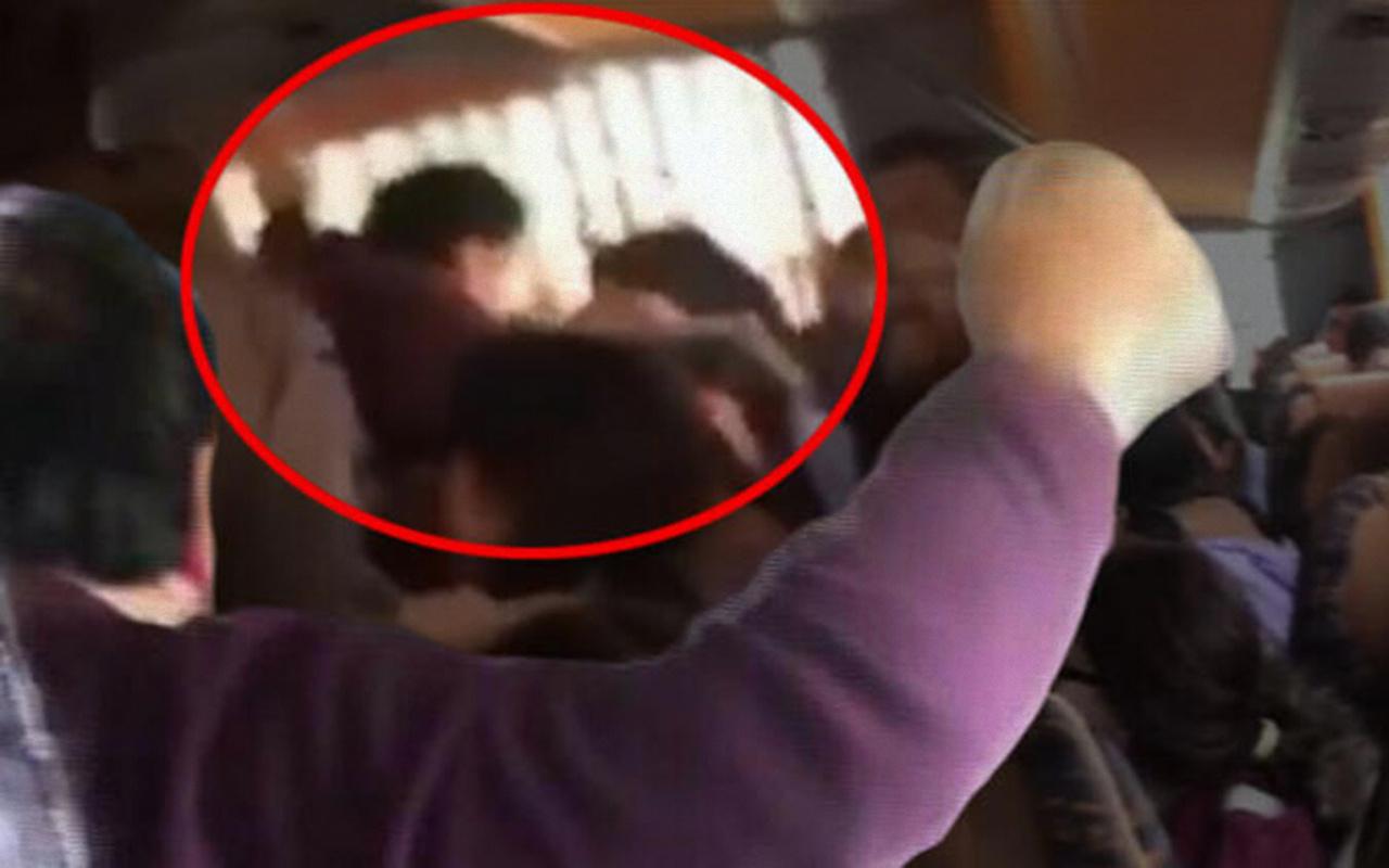İstanbul'da otobüs personeli ile öğrenciler arasında ücret tartışması