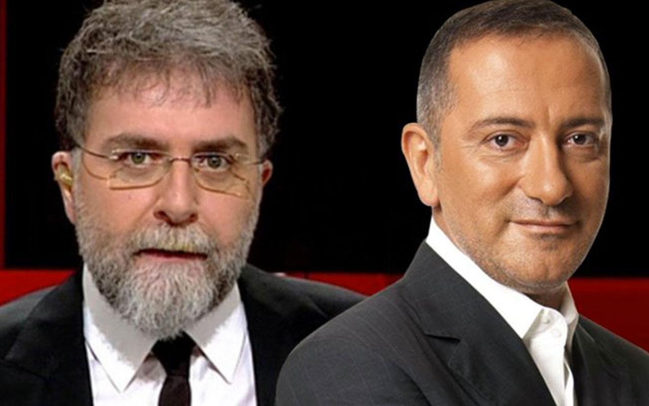 Reyting polemiği! Ahmet Hakan'dan 'kuyruklu yalan' diyen Altaylı'ya yanıt!