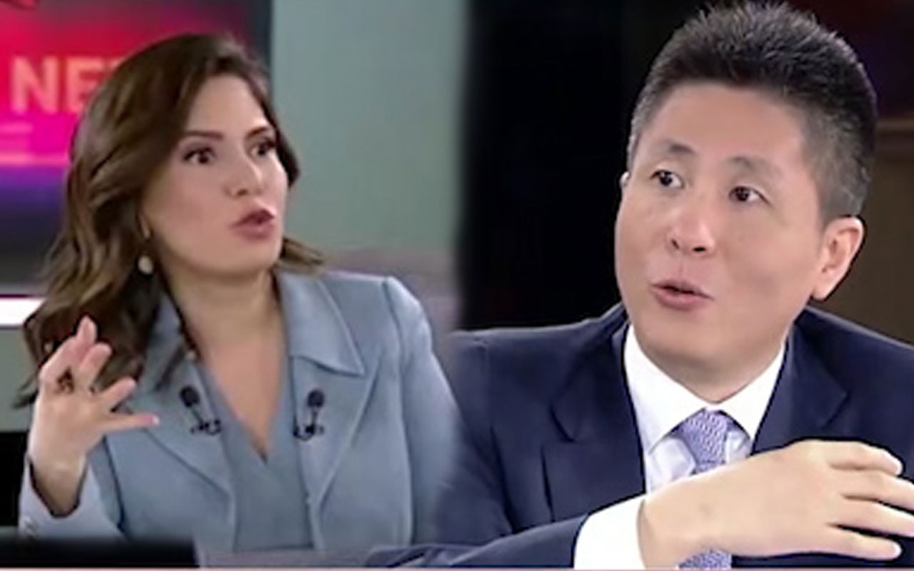 Habertürk spikeri Kübra Par'a canlı yayında 'rakam' uyarısı! Bunlar rakam değil, candır