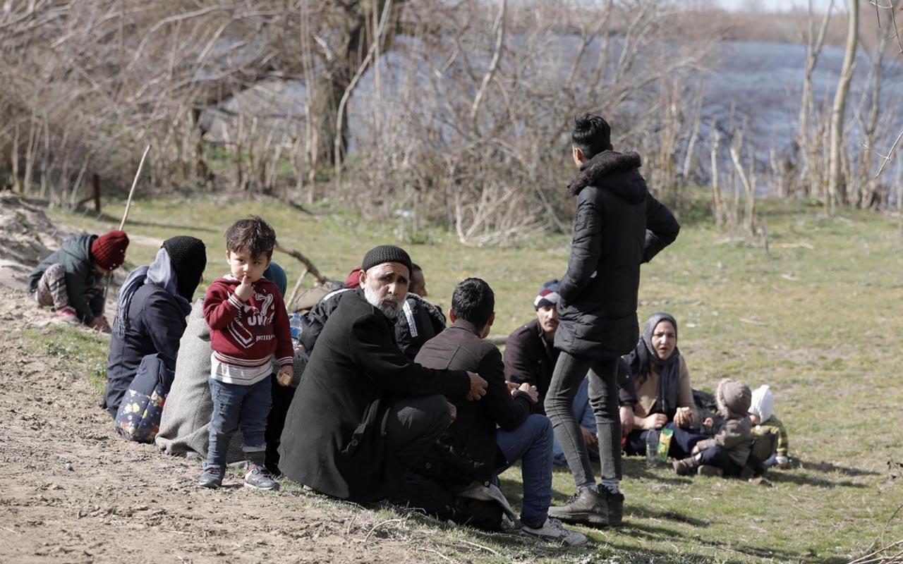 Yunanistan'a ulaşan göçmenler yakalandı işkence edilerek geri gönderildi
