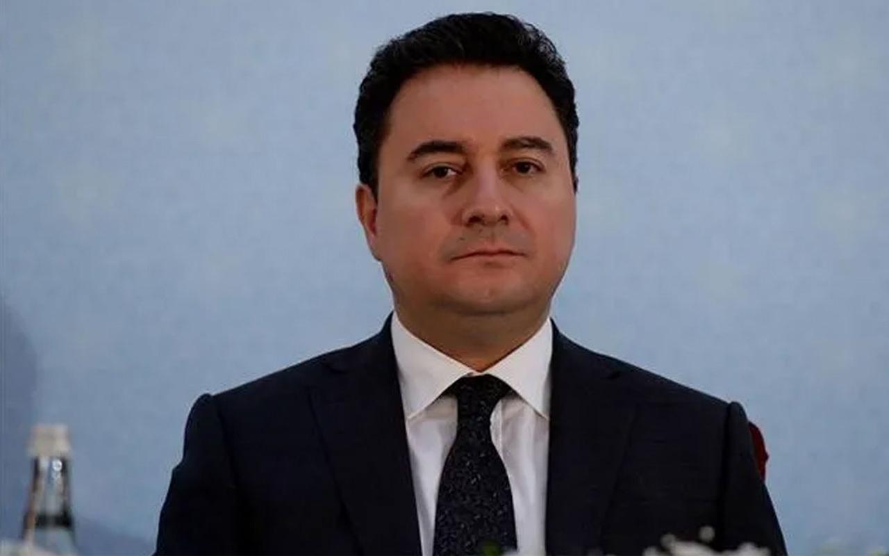 Ali Babacan AK Parti'yi eleştiri yağmuruna tuttu! Ailenin verdiği kararla yönetiliyor