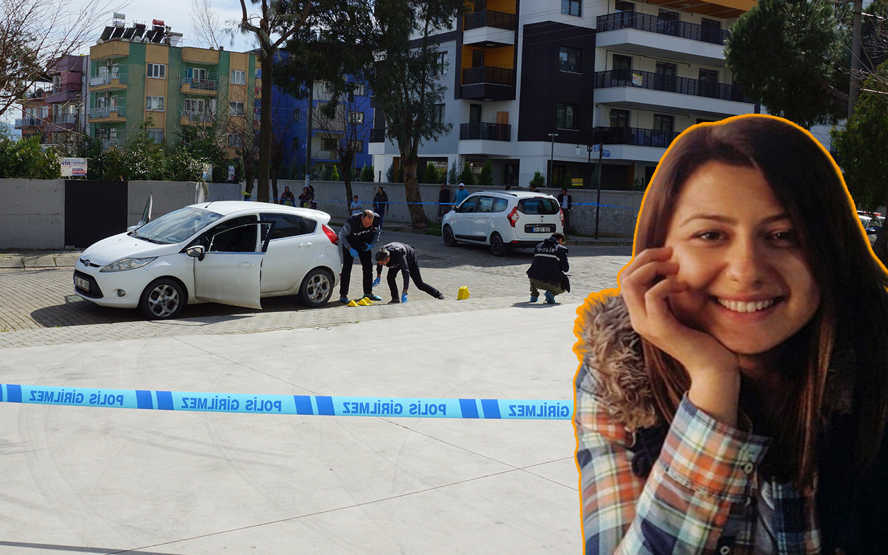 Aydın'da bir polis memuru meslektaşı olan sevgilisini öldürüp annesini yaraladı