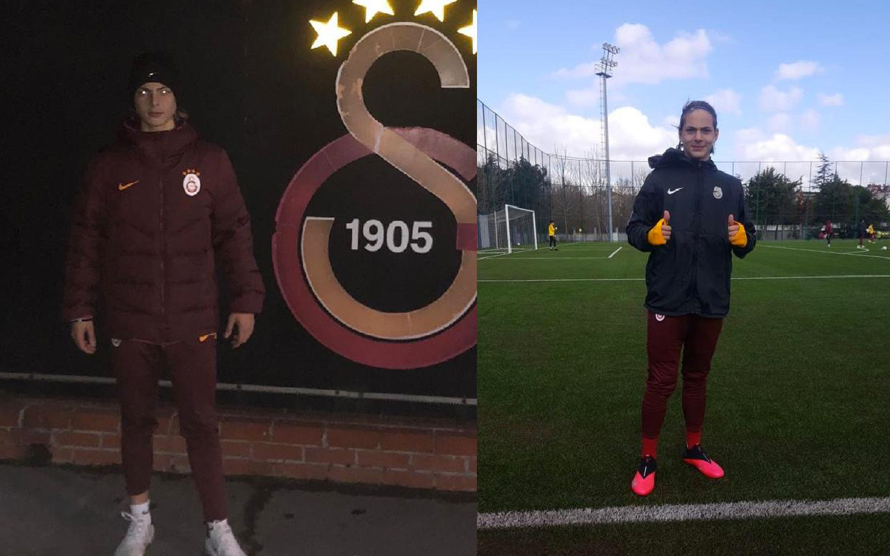 Efe Kansız, Galatasaray'a transfer oldu