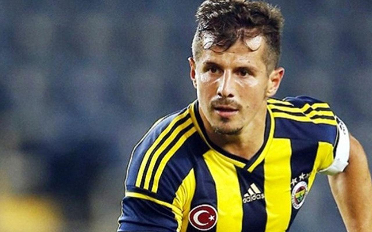 Fenerbahçe'de Emre Belözoğlu heyecanı