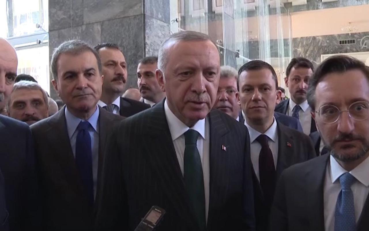 Moskova ziyareti öncesi Cumhurbaşkanı Erdoğan'dan kritik açıklamalar!