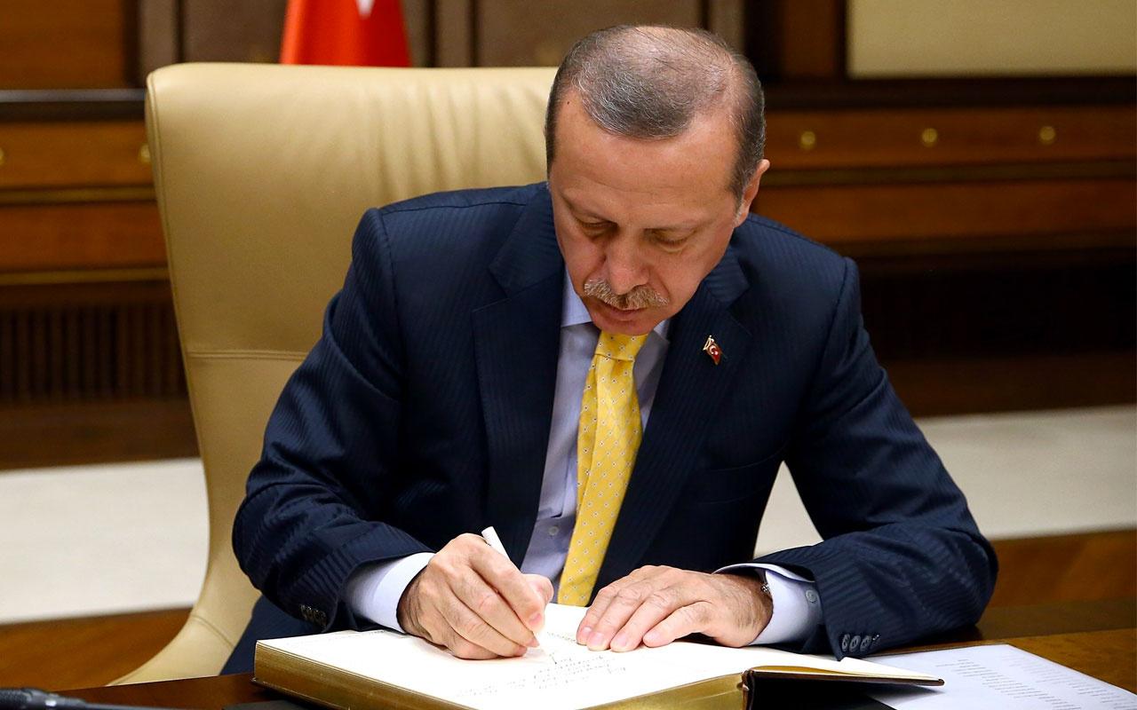 Erdoğan'dan 4 bakanlıkta atama ve görevden almalar Resmi Gazete'de yayımlandı