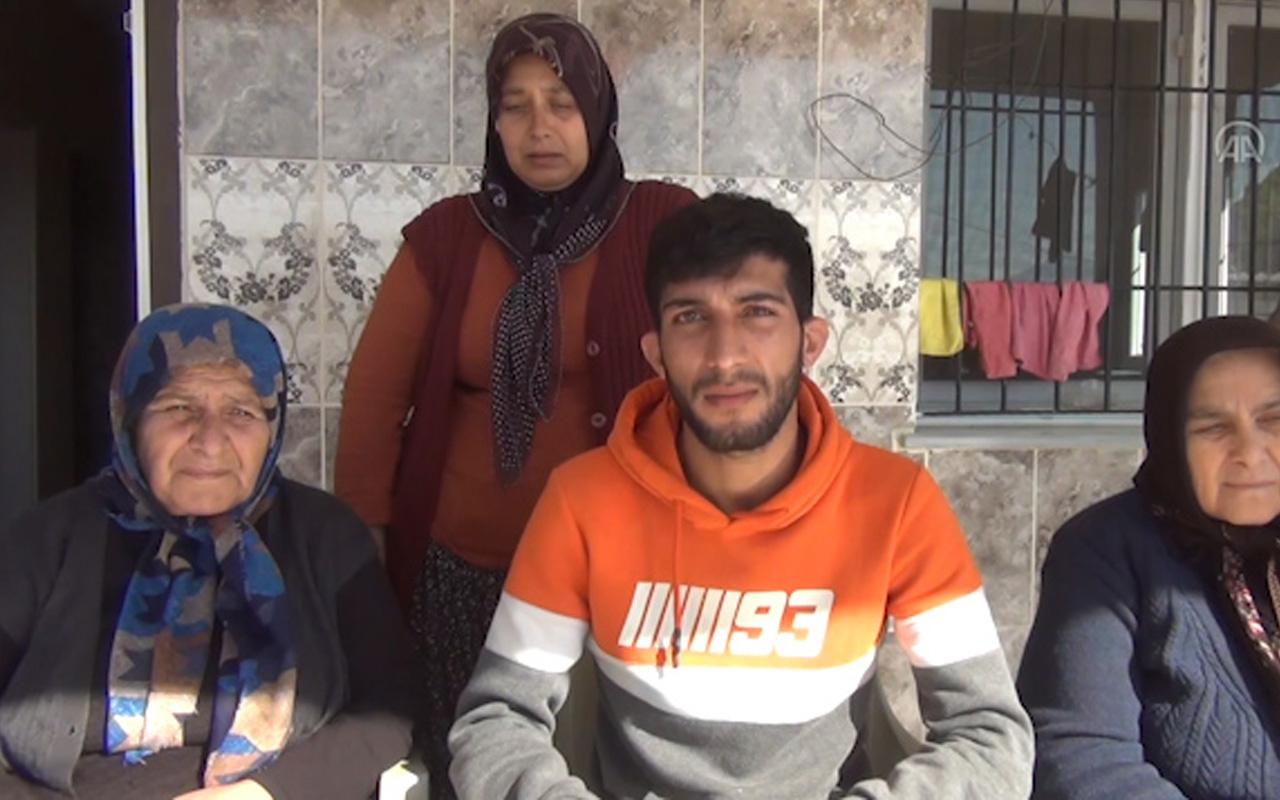 İdlib gazisi Emre Koç herkesi duygulandırdı! Bayrağım ve vatanım için canım feda