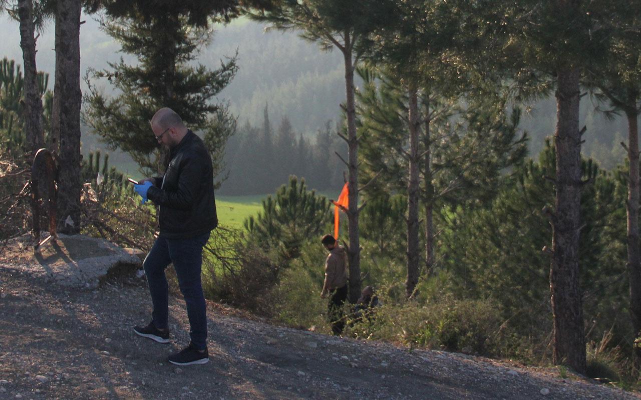 23 yaşındaki genç lüks aracının yanında kendini ağaca astı aileden şok iddia