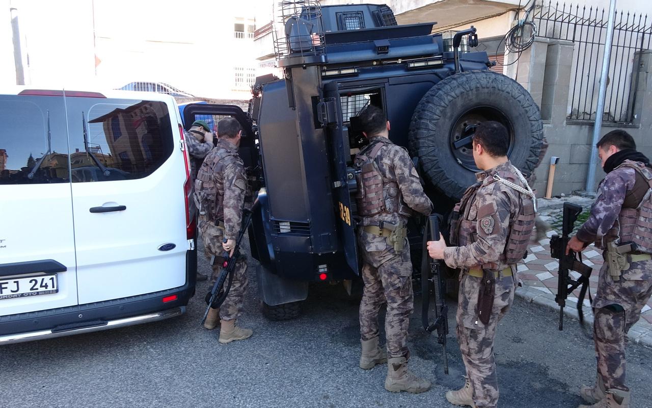Ordu'da eski belediye başkanı muhasebecisini vurdu! Akrabalarını rehin aldı