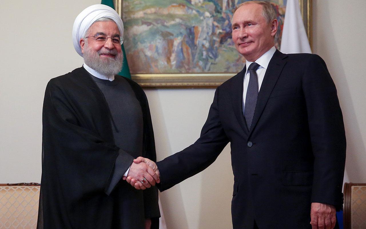 TSK vurdu katil Esed'in yardımına Rusya ve İran koştu asker ve uçak gönderdiler