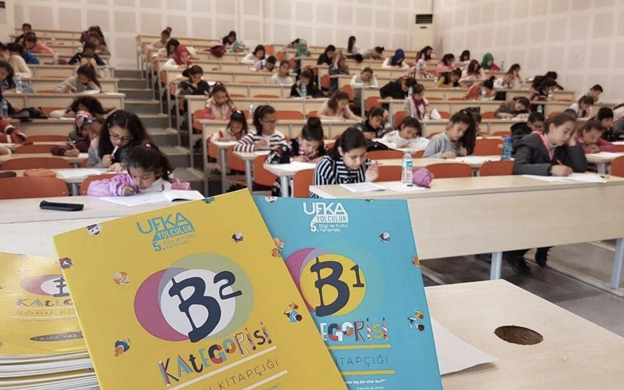 Ufka Yolculuk online sınav sonuçları açıklandı mı 2020