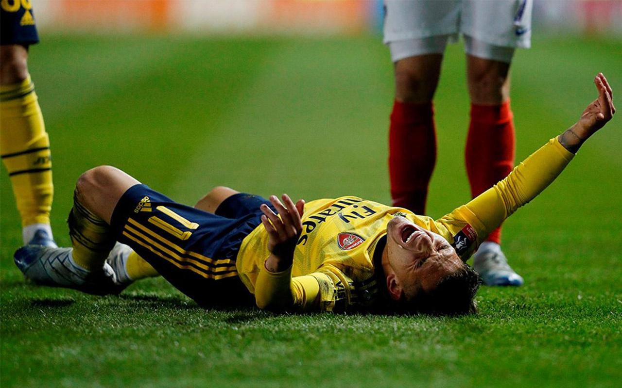 Arsenal'da Lucas Torreira'nın sakatlığı ciddi çıktı