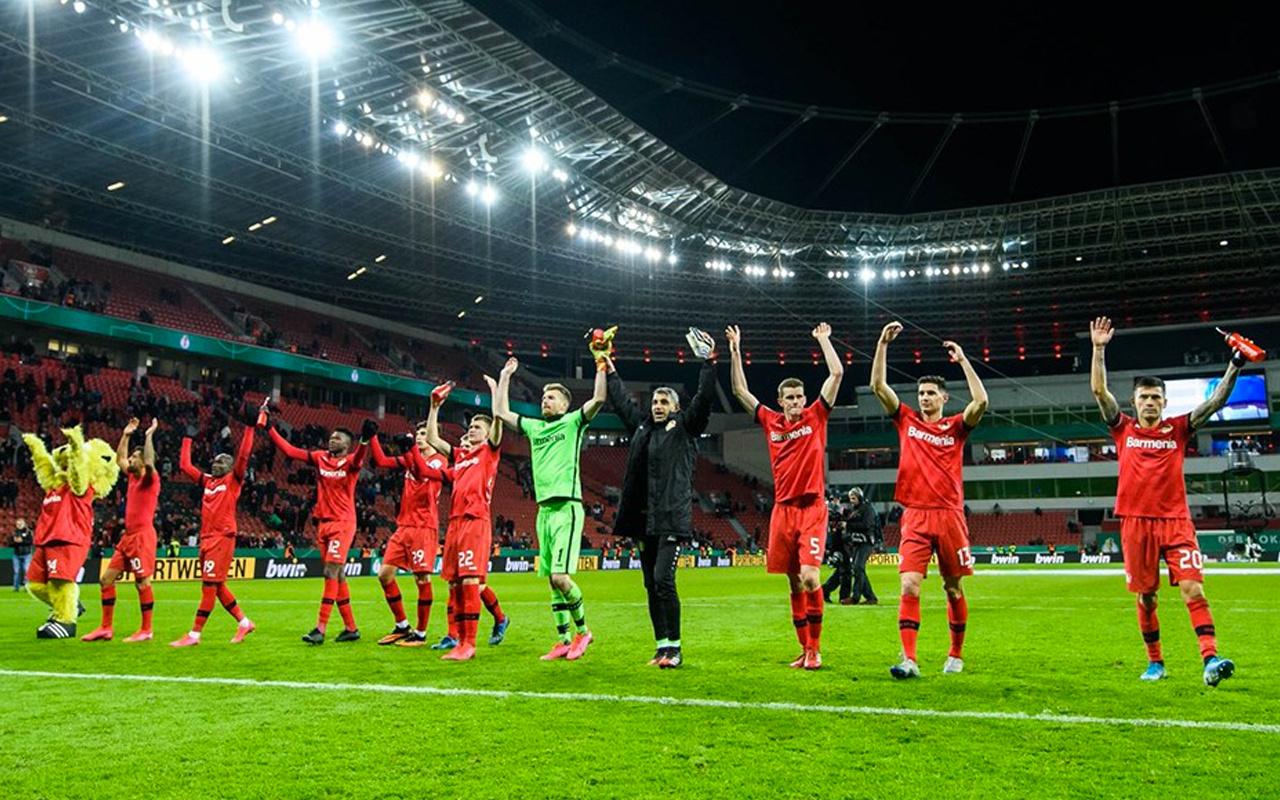 Almanya Kupasında yarı finalistler belli oldu
