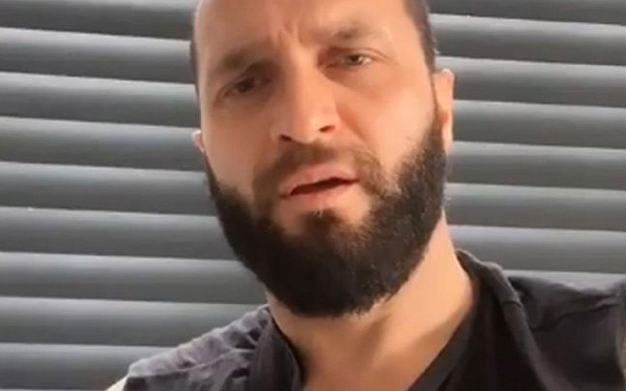 Berkay Şahin kolunu kırdı bakın ne açıklama yaptı