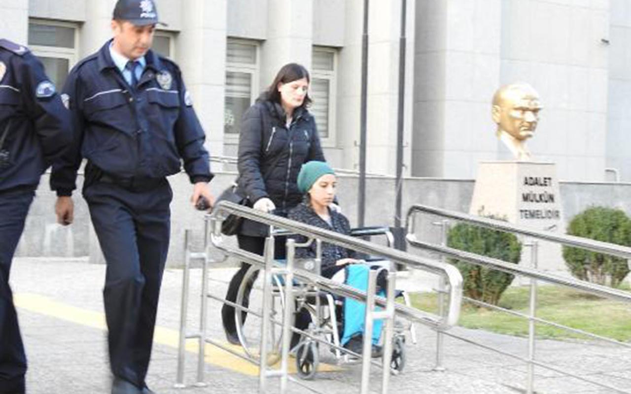 Doğurduğu bebeği banyo penceresinden sokağa atarak öldürmüştü müebbet hapis aldı